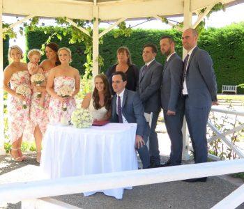 Matt Sarah bridal